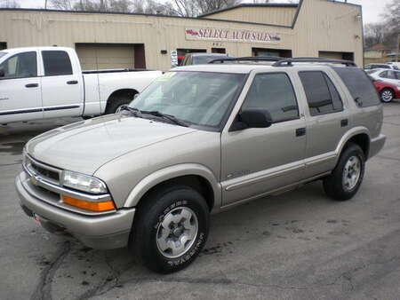 2002 Chevrolet Blazer LS 4X4 for Sale  - 9993  - Select Auto Sales