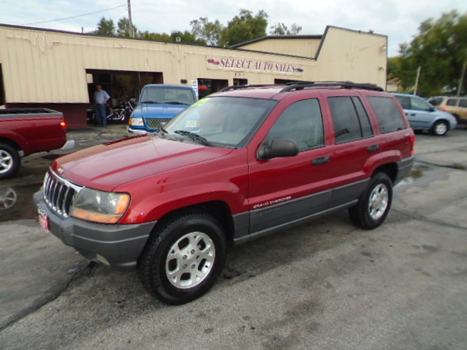 Thumbnail 2001 Jeep Grand Cherokee   Select Auto Sales ...