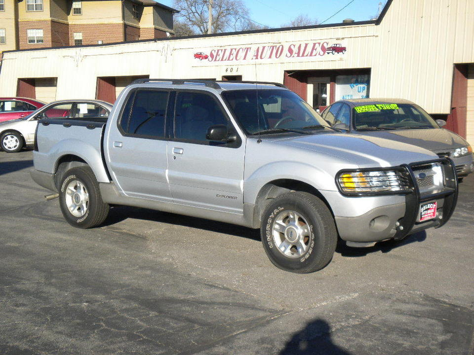 2001 Ford Explorer Sport Trac  - Select Auto Sales