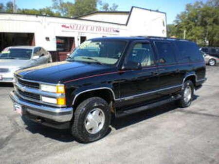 1997 Chevrolet Suburban k1500 LT 4x4 for Sale  - 9891a  - Select Auto Sales