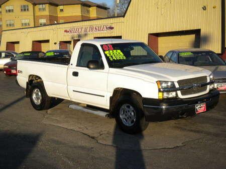 2003 Chevrolet Silverado 1500 Z-71 4x4 for Sale  - 9949  - Select Auto Sales