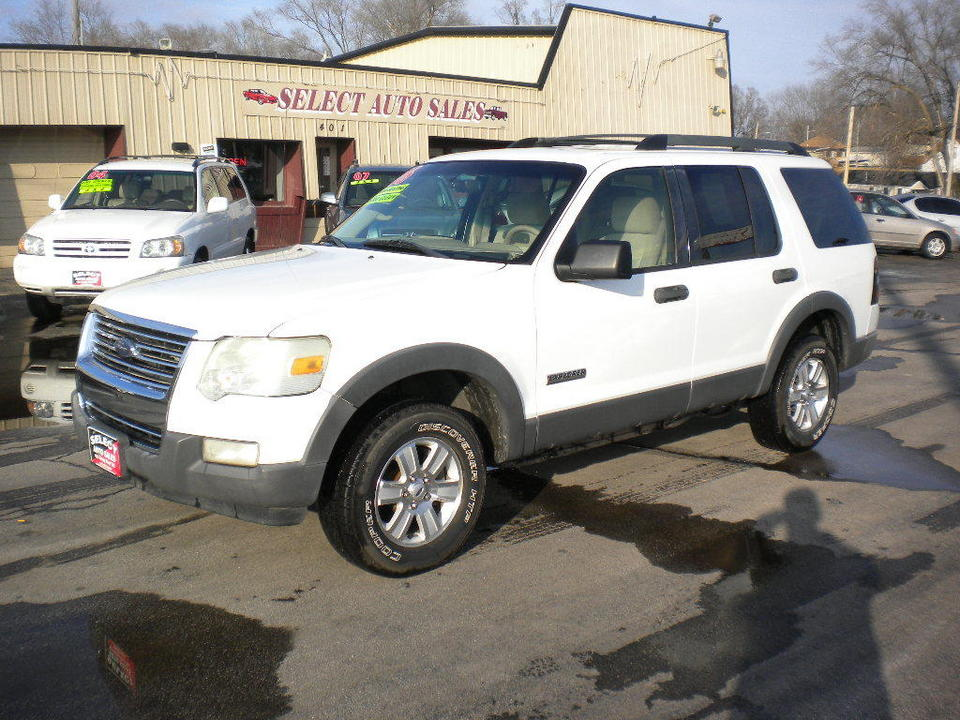 2006 Ford Explorer  - Select Auto Sales
