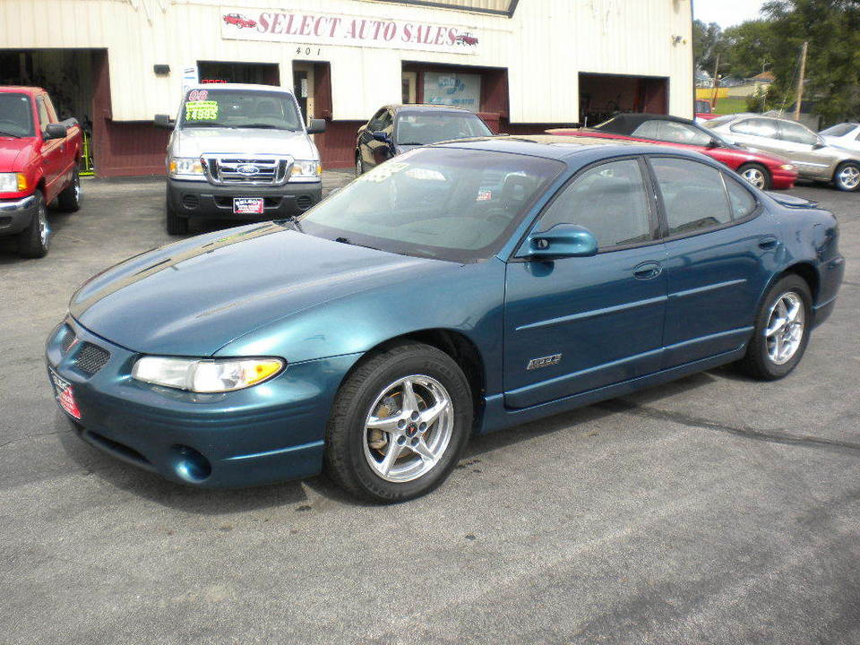 2003 Pontiac Grand Prix  - Select Auto Sales