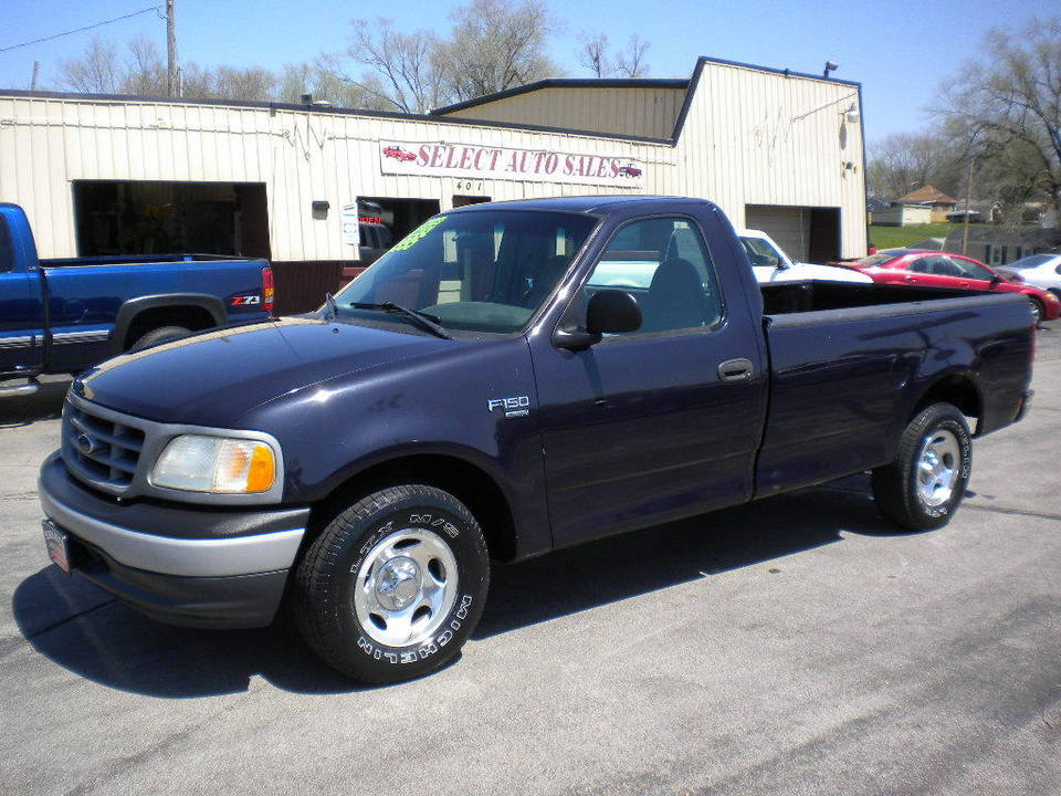 2000 Ford F-150  - Select Auto Sales