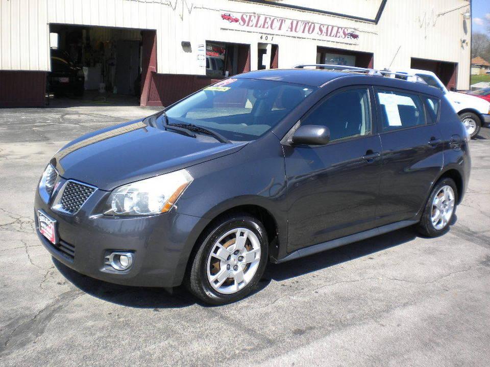 2009 Pontiac Vibe  - Select Auto Sales