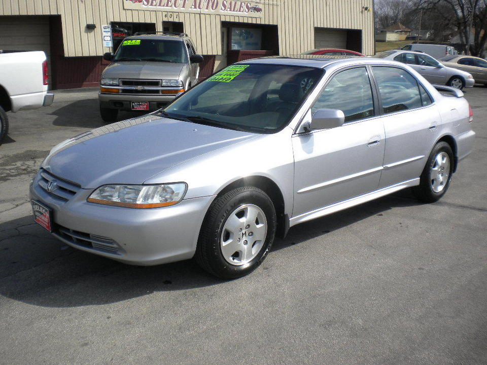2001 Honda Accord  - Select Auto Sales