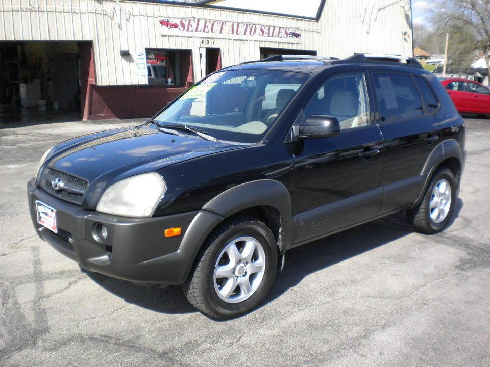2005 Hyundai Tucson  - Select Auto Sales