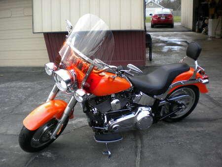 2007 Harley Davidson Night Rod Fat Boy FLSTF for Sale  - 10004  - Select Auto Sales