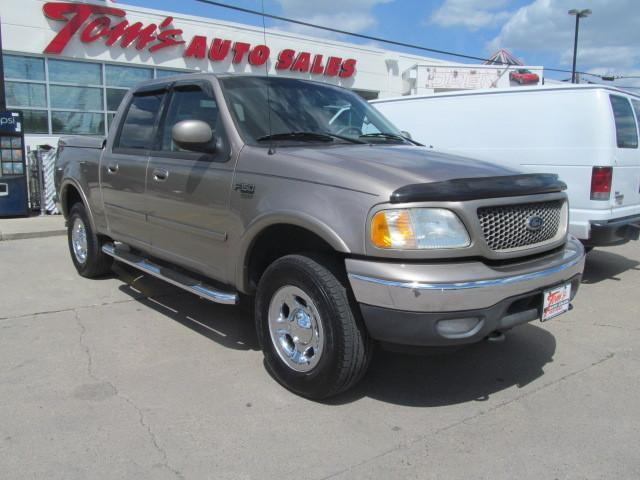 2003 ford f 150 lariat des moines ia 50317 tom 39 s auto sales inc. Black Bedroom Furniture Sets. Home Design Ideas
