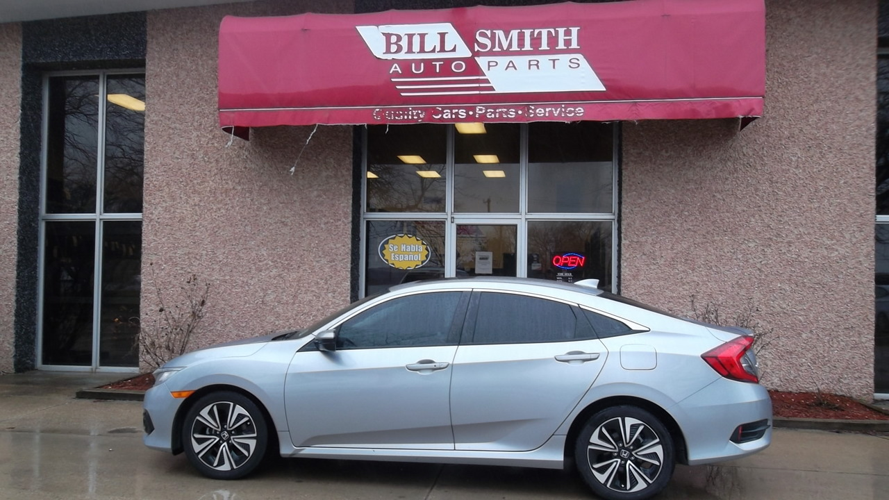 2016 Honda Civic Sedan  - Bill Smith Auto Parts