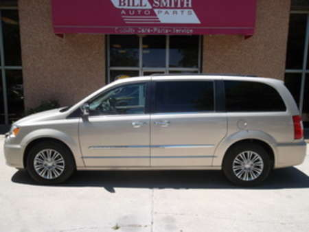 2016 Chrysler Town & Country Touring-L Anniversary Edition for Sale  - 198001  - Bill Smith Auto Parts