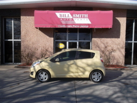 2013 Chevrolet Spark LS for Sale  - 198542  - Bill Smith Auto Parts