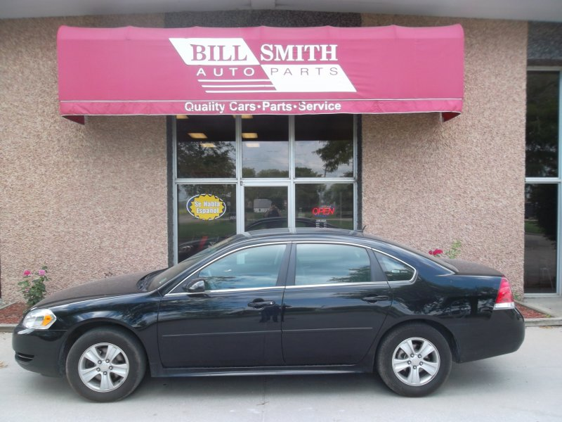 2014 Chevrolet Impala Limited  - Bill Smith Auto Parts