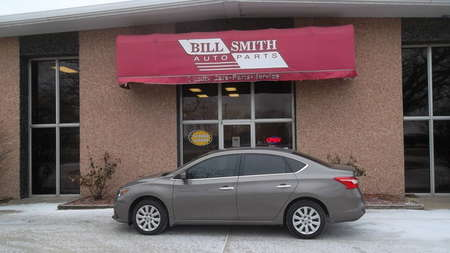 2017 Nissan Sentra SV for Sale  - 200866  - Bill Smith Auto Parts