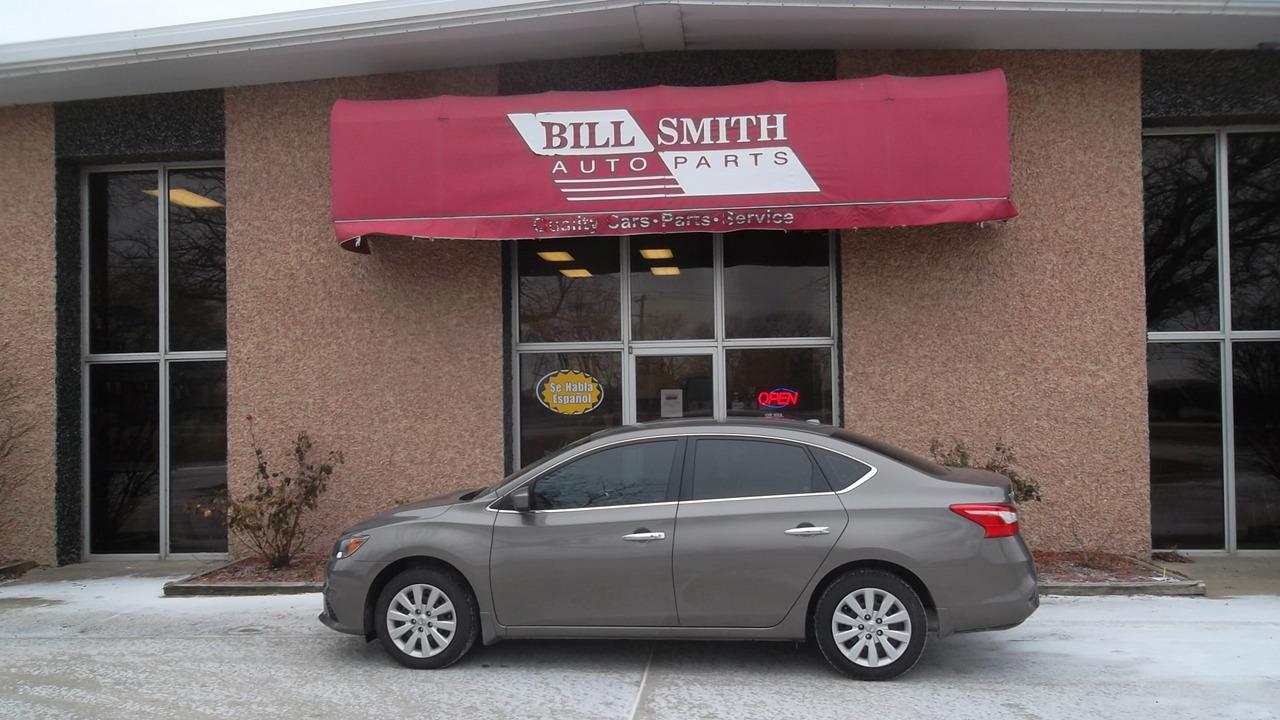 2017 Nissan Sentra  - Bill Smith Auto Parts