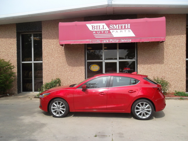 2017 Mazda MAZDA3 5-Door  - Bill Smith Auto Parts