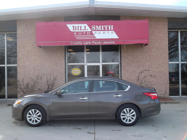 2016 Nissan Altima  - Bill Smith Auto Parts