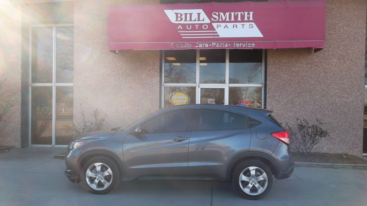 2016 Honda HR-V  - Bill Smith Auto Parts
