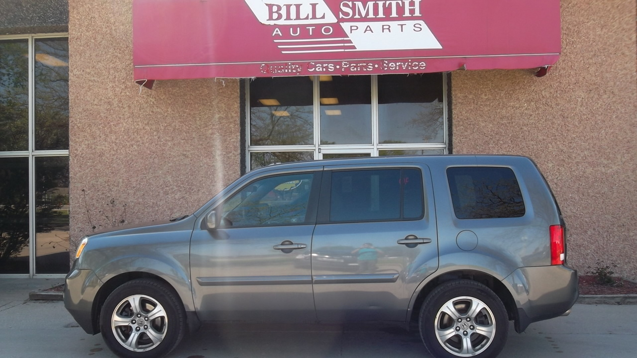 2012 Honda Pilot  - Bill Smith Auto Parts