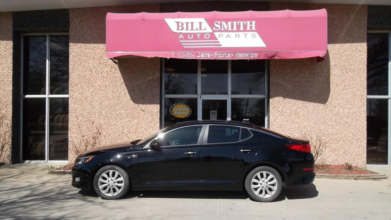 2015 Kia Optima  - Bill Smith Auto Parts