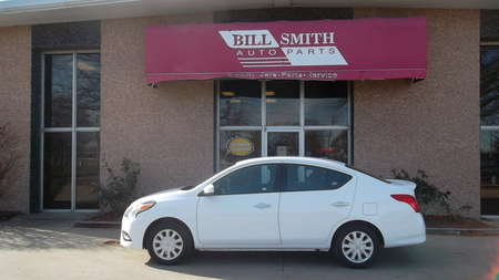 2018 Nissan VERSA SEDAN SV for Sale  - 200721  - Bill Smith Auto Parts