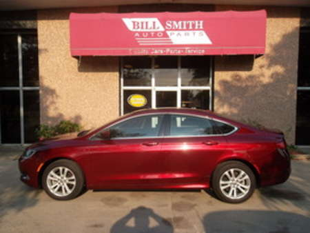 2015 Chrysler 200 Limited for Sale  - 200065  - Bill Smith Auto Parts