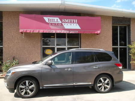 2014 Nissan Pathfinder Platinum for Sale  - 197267  - Bill Smith Auto Parts