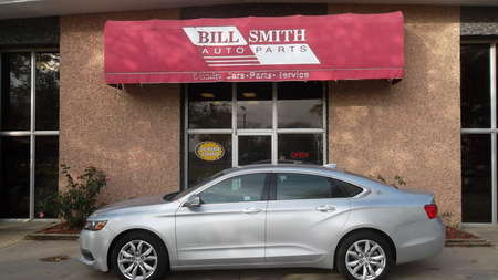 2017 Chevrolet Impala LT for Sale  - 200506  - Bill Smith Auto Parts