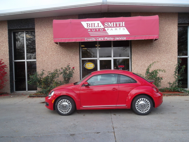 2016 Volkswagen Beetle Coupe  - Bill Smith Auto Parts