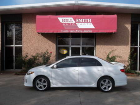 2013 Toyota Corolla S for Sale  - 197361  - Bill Smith Auto Parts