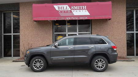 2015 Jeep Grand Cherokee Limited for Sale  - 201249  - Bill Smith Auto Parts