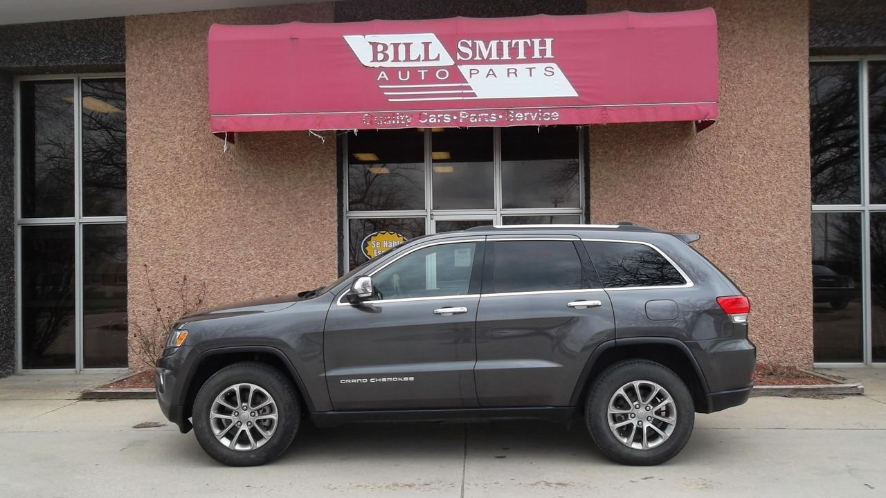 2015 Jeep Grand Cherokee  - Bill Smith Auto Parts
