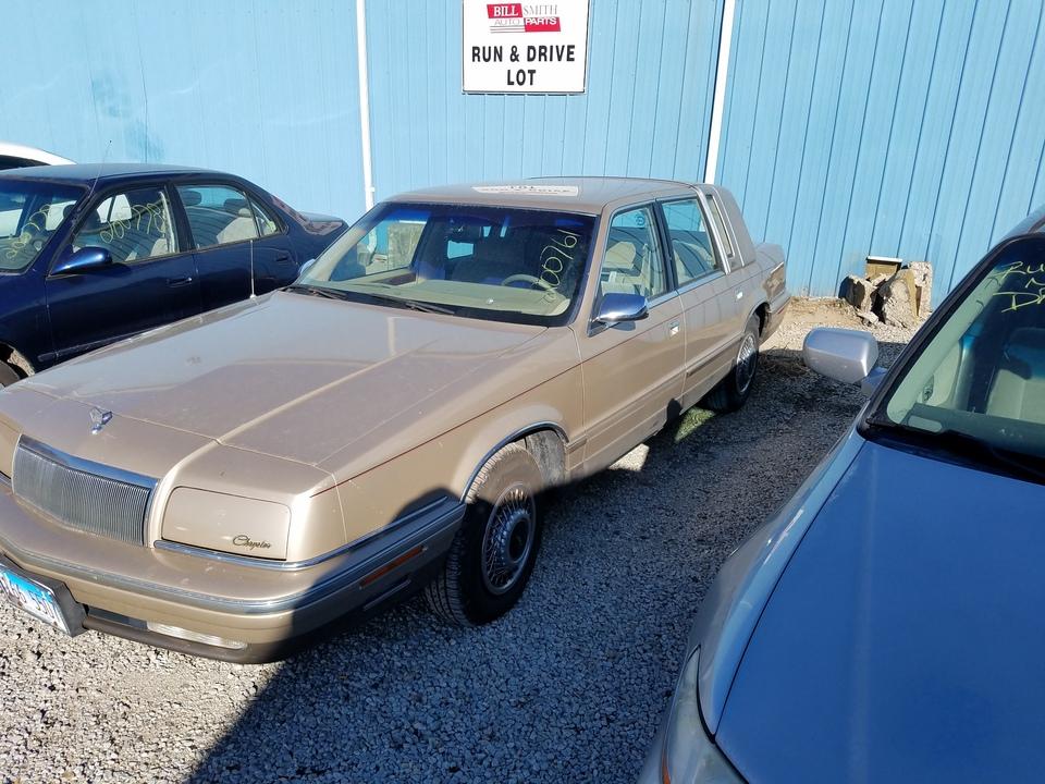 1992 Chrysler New Yorker  - Bill Smith Auto Parts