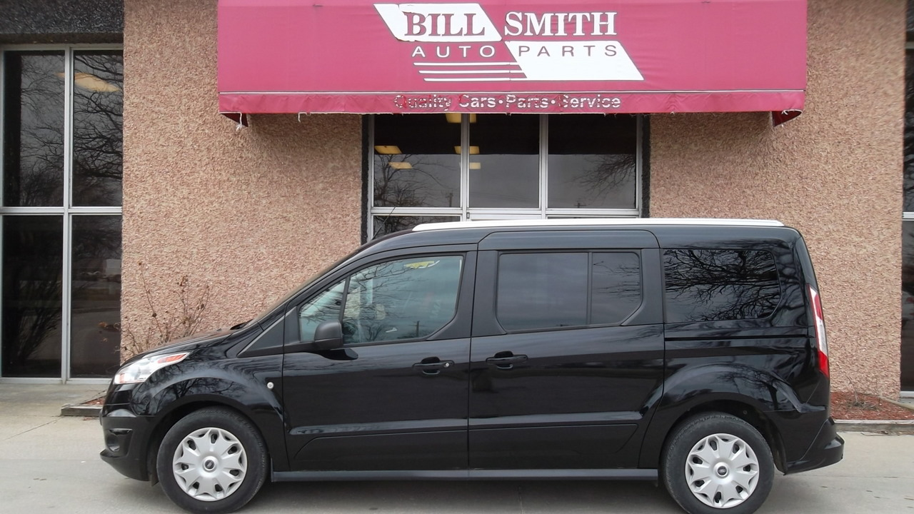 2017 Ford Transit Connect Wagon  - Bill Smith Auto Parts
