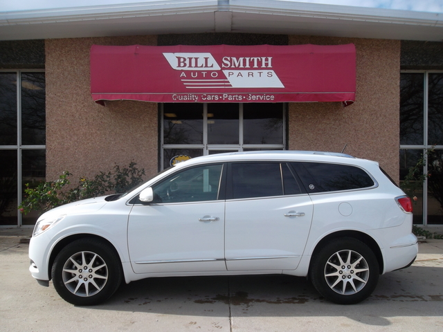 Buick Enclave Leather Stock Urbana IL - Buick stock