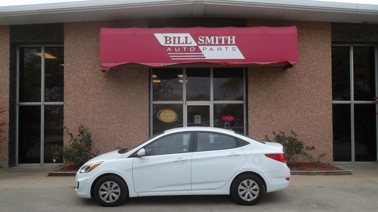 2017 Hyundai Accent  - Bill Smith Auto Parts