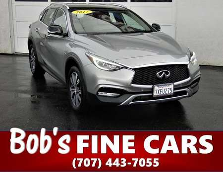 2017 Infiniti QX30 Premium for Sale  - 5054  - Bob's Fine Cars