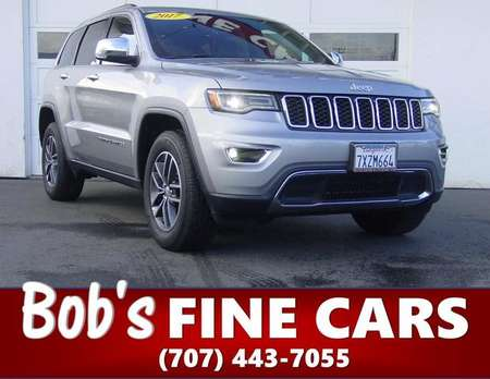 2017 Jeep Grand Cherokee Limited for Sale  - 5005  - Bob's Fine Cars