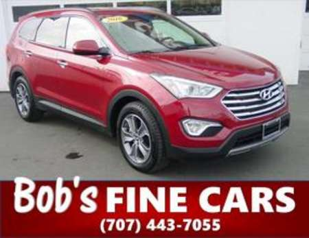 2016 Hyundai Santa Fe SE for Sale  - 4828  - Bob's Fine Cars