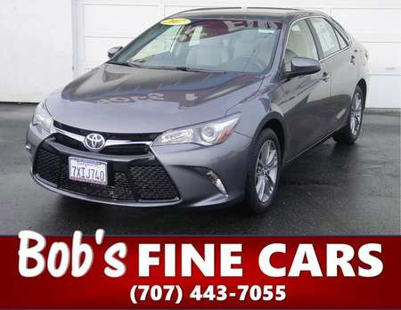 2017 Toyota Camry SE for Sale  - 5009  - Bob's Fine Cars