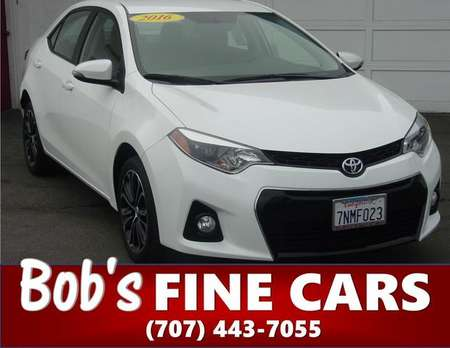 2016 Toyota Corolla S Plus for Sale  - 4939  - Bob's Fine Cars