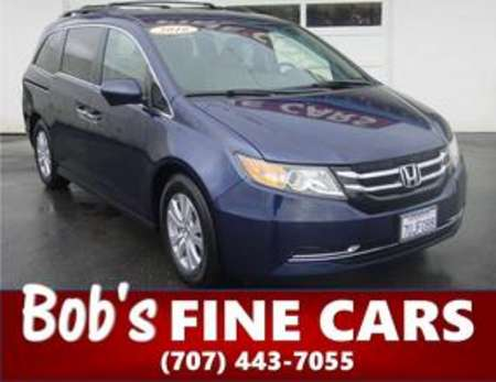 2016 Honda Odyssey SE for Sale  - 4866  - Bob's Fine Cars
