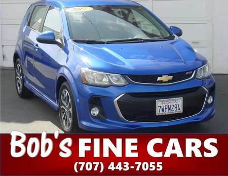 2017 Chevrolet Sonic LT for Sale  - 4941  - Bob's Fine Cars