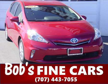 2014 Toyota Prius v Three for Sale  - 4983  - Bob's Fine Cars