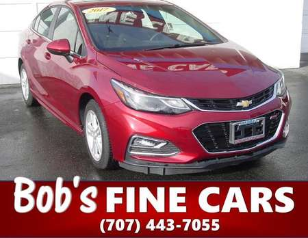 2017 Chevrolet Cruze LT for Sale  - 5002  - Bob's Fine Cars