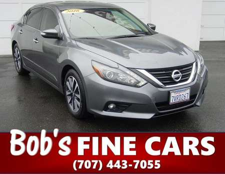 2016 Nissan Altima 2.5 SL for Sale  - 5038  - Bob's Fine Cars