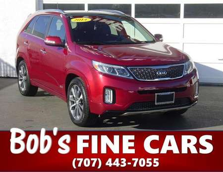 2014 Kia Sorento SX for Sale  - 4980  - Bob's Fine Cars