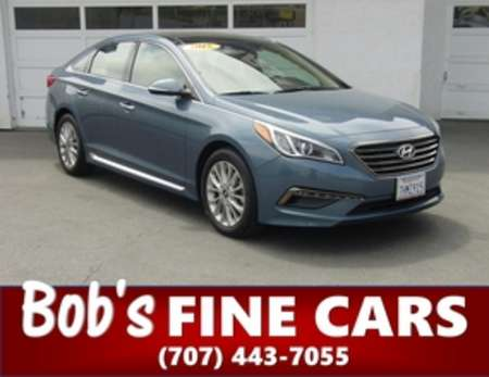 2015 Hyundai Sonata 2.4L Limited for Sale  - 4911  - Bob's Fine Cars
