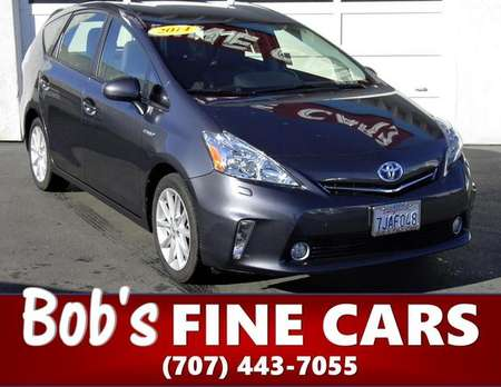 2014 Toyota Prius v Five for Sale  - 5018  - Bob's Fine Cars