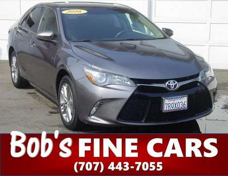 2016 Toyota Camry SE for Sale  - 4936  - Bob's Fine Cars